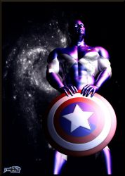 Vance Astro - Guardians of the Galaxy by Philart666