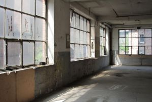 Old factory Stock 089 by Malleni-Stock