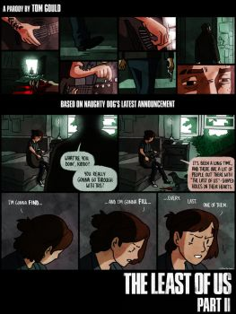 TLOU | Lessons in Returning by TheGouldenWay