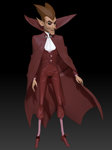 Count Chocula 3D Model by dippydude