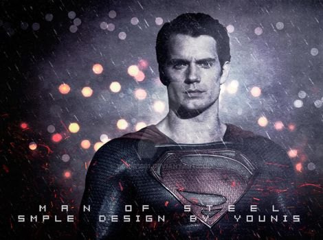 Man-of-steel by yonis1991