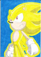 Super Sonic by Krisztian1989
