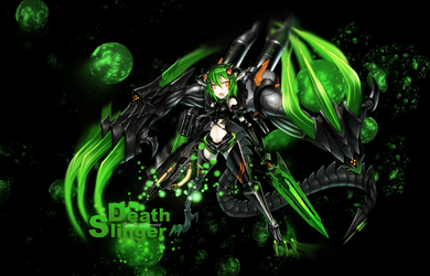 Death Slinger by Clone-D
