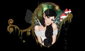 fairy by nurie