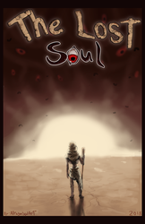 The Lost Soul cover by ADragonSoulArt