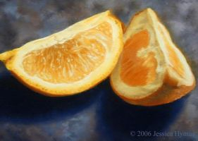 Still Life-Oil Painting by ketari