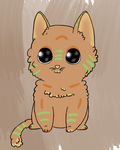Adorable Cat Adopt [CLOSED] by Kuejena