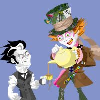 Hatter WIP by memorypalace