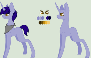 ~bree Ref Sheet~{official Ref} by TheClipArtist
