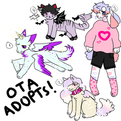 OTA adopts !! by plastdeer