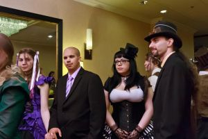 Anime North 2013: Journalistic shot 23 by Henrickson