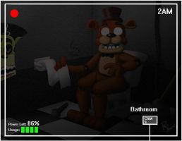 Five Poopy Nights at Freddy's by Phil-SH