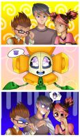 TFP Flowey! by TF-KidoNightmare