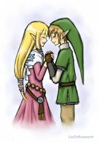 Skyward Sword by LiaDeBeaumont