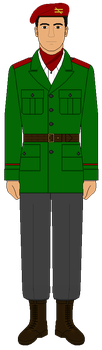 INP Protection Squads full uniform (2032-present) by Macharius88