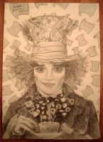 The Mad Hatter by Plindisen