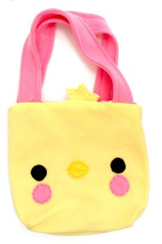 Chick Tote Bag by CosmiCosmos