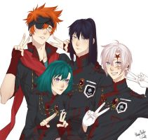D. Gray-man by Kimi-Note