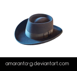Hat by Amaranta-G