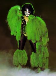 KISS dynasty peter criss by leonrock84