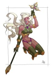 Spear Clover by elaszer