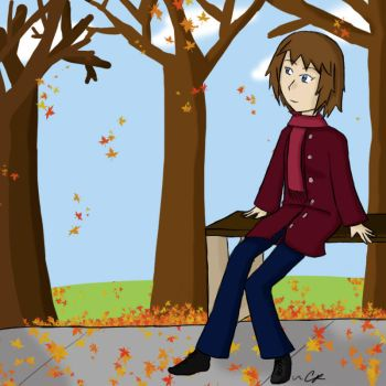 Fall Is All Around by MewMewGirl17