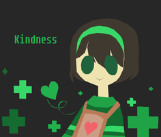 My Kindness | non-canon Undertale by Soursopful