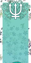 Sailor Neptune bookmark by Marc-G