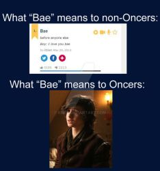 What Bae Really Means by keb17