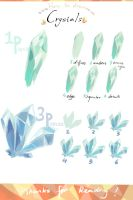 Crystal Tutorial by Qinny
