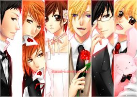 Ouran High School Host Club by Eternal-S
