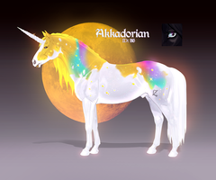 Akkadorian Z Stallion 116 - Custom Import by Dezaaru