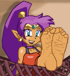 Shantae by Red2870