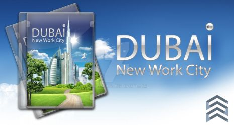 DUBAI THE NEW WORK CITY by ghassan747 copy by ghassan747