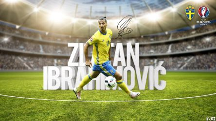 Zlatan Ibrahimovic by BaronGraphics