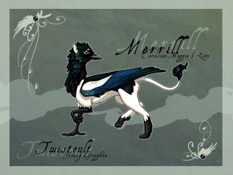 Merrill Character Sheet by Galadnilien