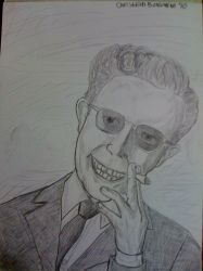 Tribute to Dr. Strangelove by christianb19
