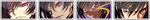 Lelouch Stamps by Eglis