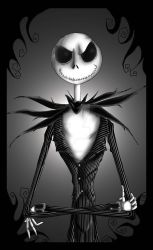 J. Skellington by EvanescentMoon