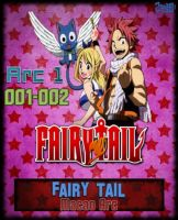 Fairy Tail Arc 1 (001-002) - Macao Arc AnimeIcon by Zule21