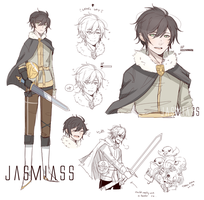 RPG Series: Lord Class Adopt | Auction [CLOSED] by Jasmiass