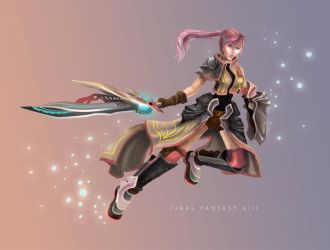 Lightning by llesliedesign