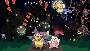 Pokemon - Trick or Treat