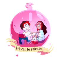 We can be Friends by lucressia