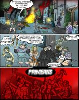 The Remnant: Brave New World 16 by RemnantComic