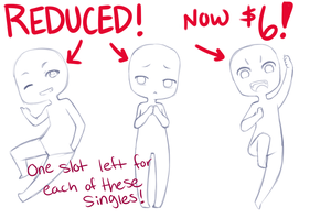 Chibi Ych [REDUCED!] by MamaGizzy