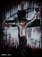 The Self Righteous Martyr by Dandy-Jon