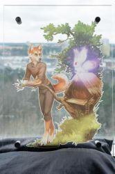 print on the glass by Orphen-Sirius