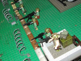 Lego Vietnam War MOC Part 1.2 by Bigboymeal15
