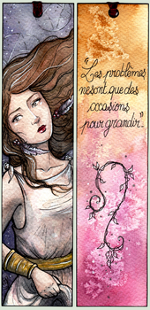 COM ~ Celine by Songes-et-crayons